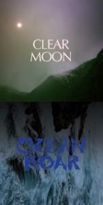 mount eerie clear moon ocean roar