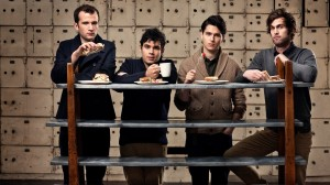 vampire weekend bandfoto